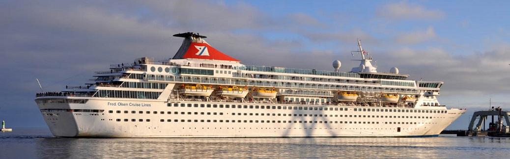 Fred. Olsen Cruises - Balmoral
